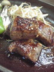 ★牛コロコロステーキ★
