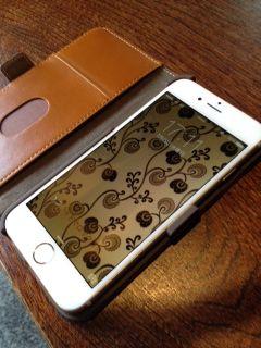 思い切って iPhone6 なのに...