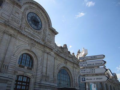 24【パリで美術館はしごの日 】