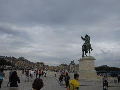 25【ベルサイユ宮殿 行ってみました】