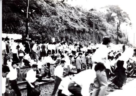 過去の白川口駅1