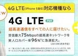 LTE詐欺
