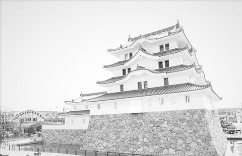 尼崎城2 (2)