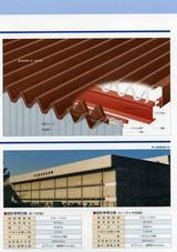 重ね式折板�