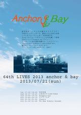 20130721Anchor&Bay