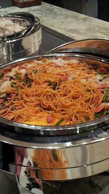 大評判だった天野レシピの特製スパゲッティ―【結婚式インタビュー】