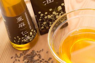 生食用亜麻仁油95g