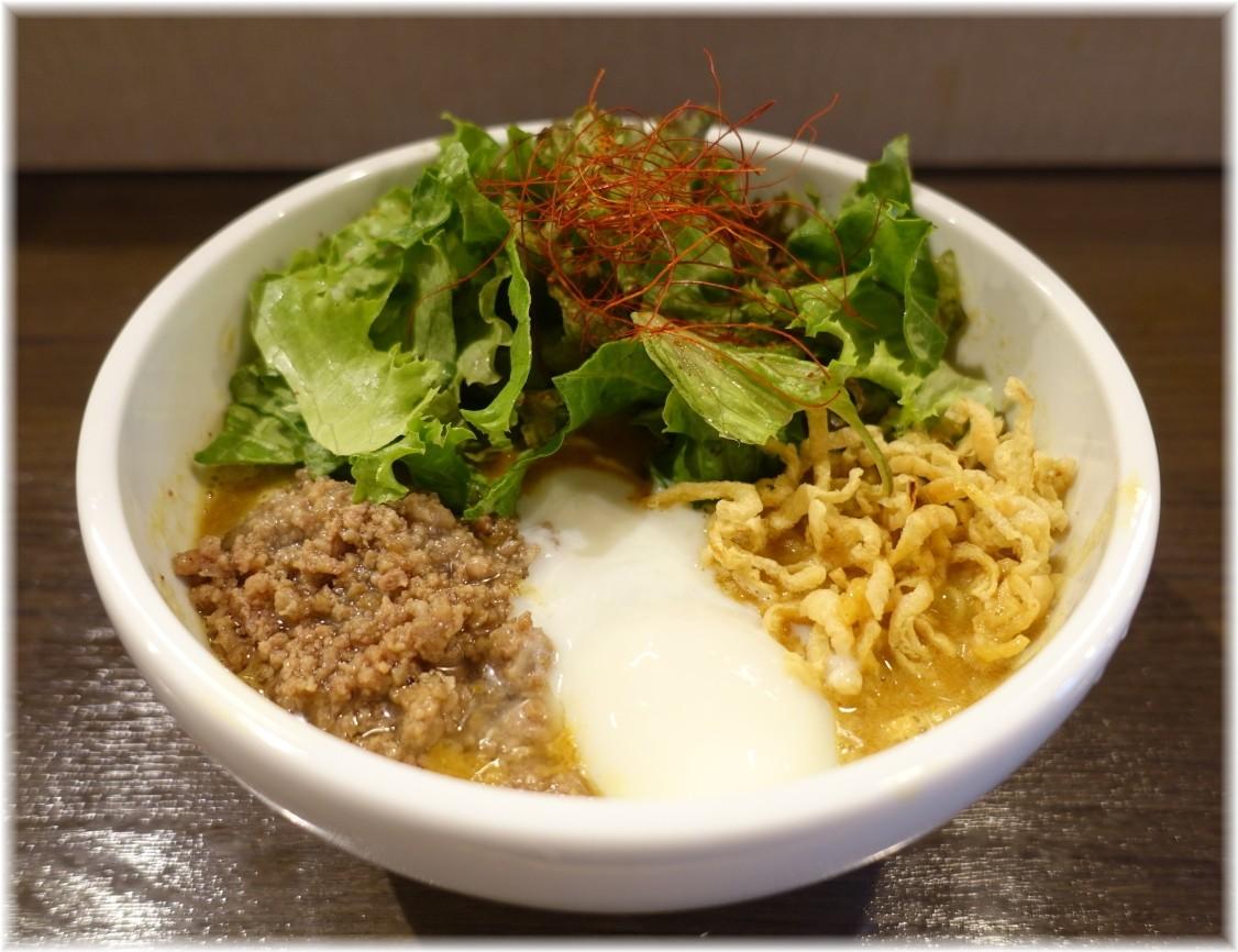tokyo hoajao style IKEDA2 カリー麺