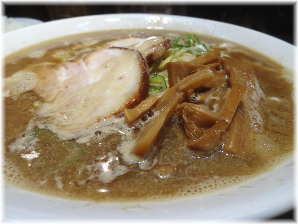 長尾中華そば 裏メニューのスープ