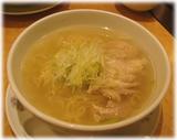 眠眠 新横浜店 鶏葱湯麺