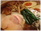 麺処 三四郎 むらさき(しょう油)の具