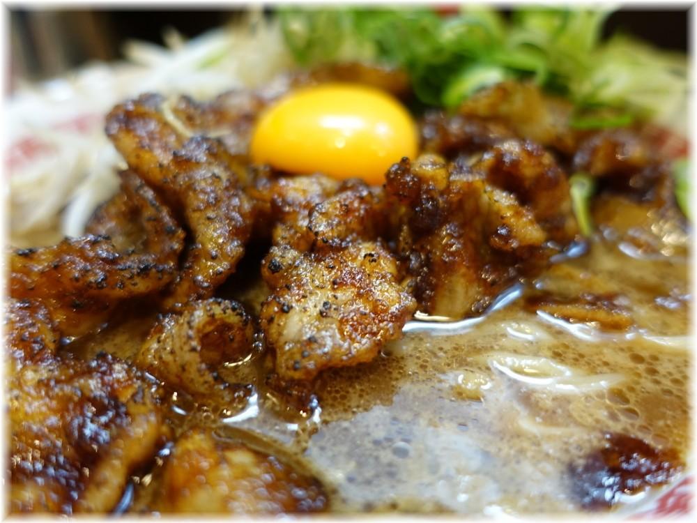 肉汁麺ススム三田店 肉汁麺(レベル2)の具