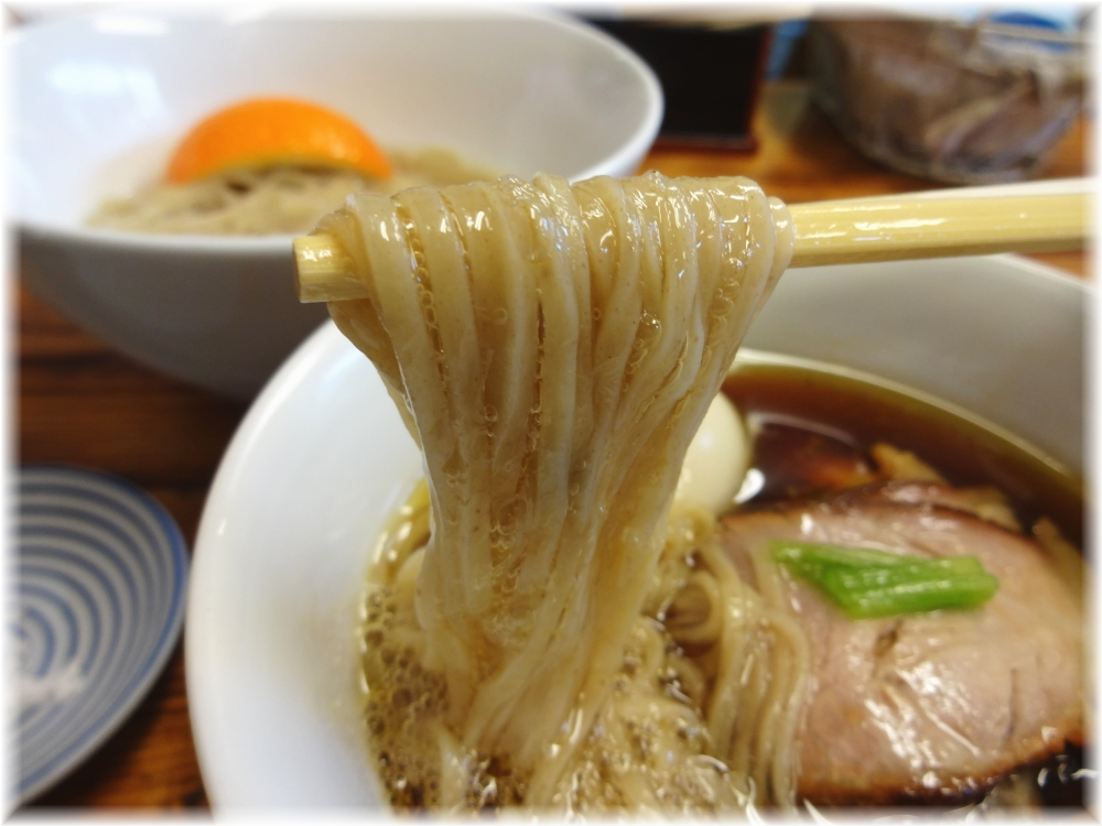 飯田商店6 つけ麺の麺