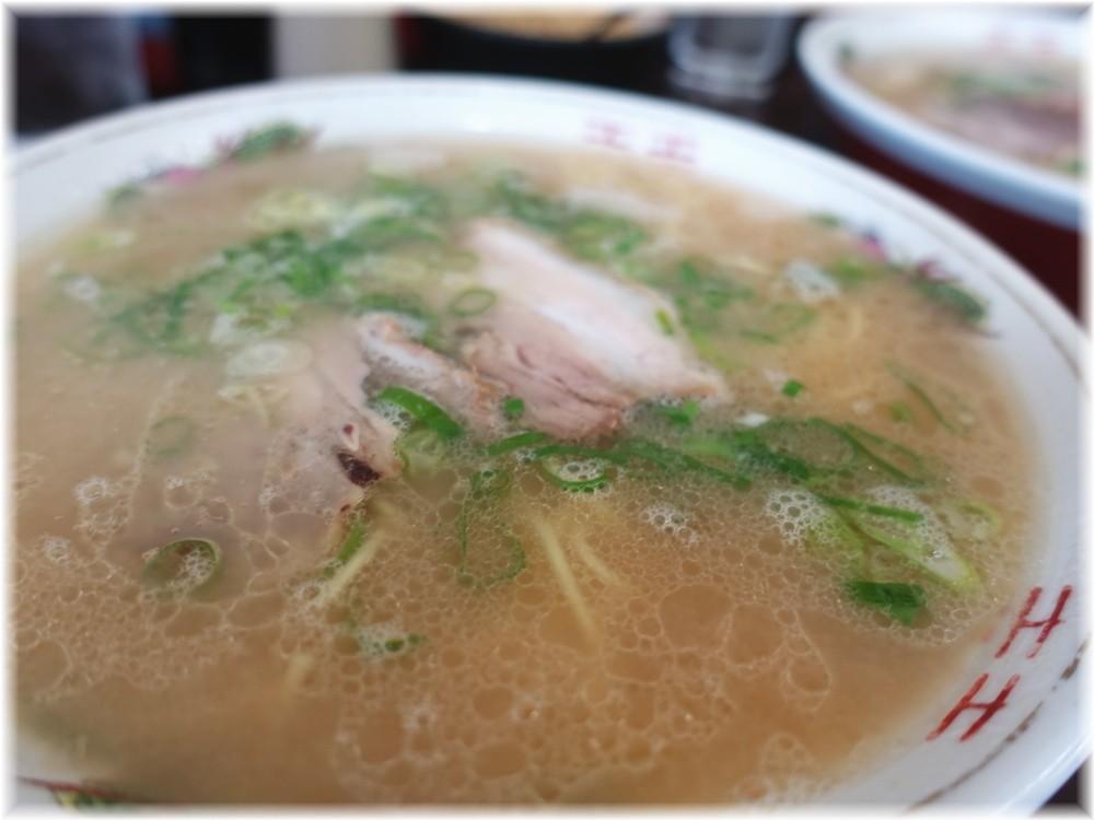 江ちゃんラーメン ラーメンのスープ