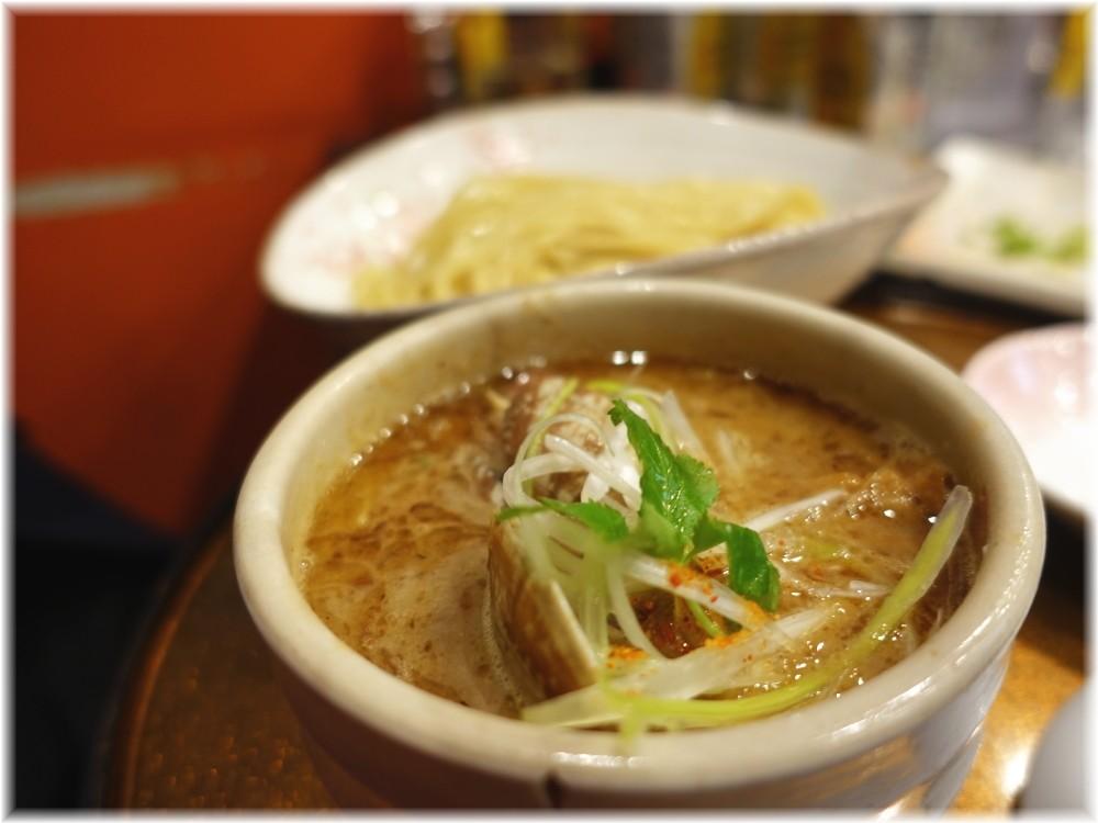 チラナイサクラ3 鶏と貝のつけ麺