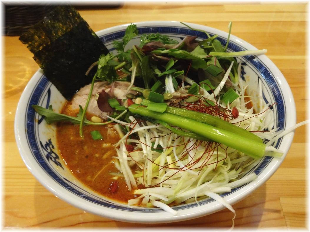 瀬佐味亭 金の担担麺