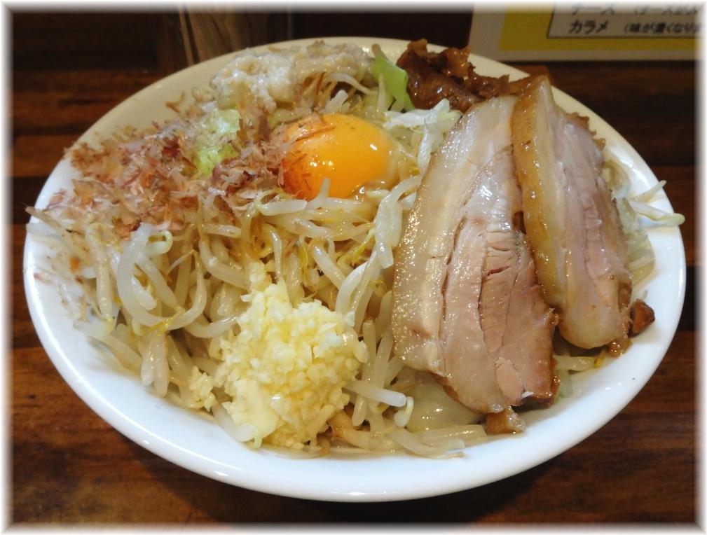 MAZERU まぜそば(醤油)