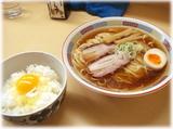 圓 昔ながらのらーめんと名古屋コーチンの生卵