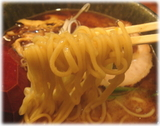 田ぶし らーめんの麺