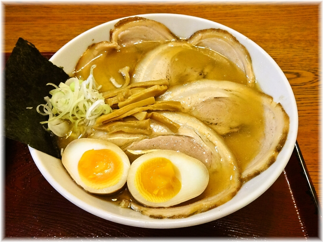 和正 中華麺(チャー玉)