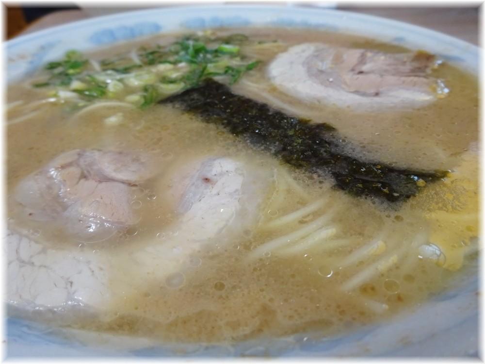 天琴山鹿 ラーメンのスープ