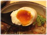 麺屋 宗 MURASAKI(醤油つけ麺)の味玉