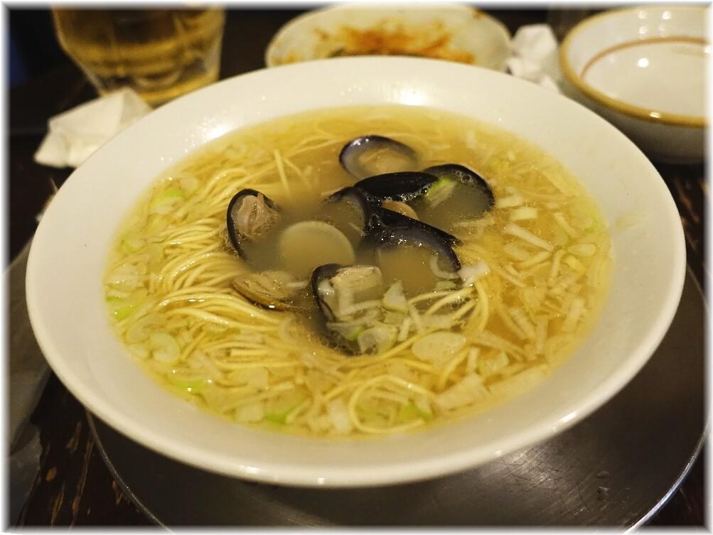金町製麺12 しじみラーメン