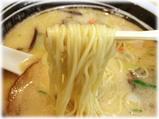 一番星名駅店 らーめんの麺