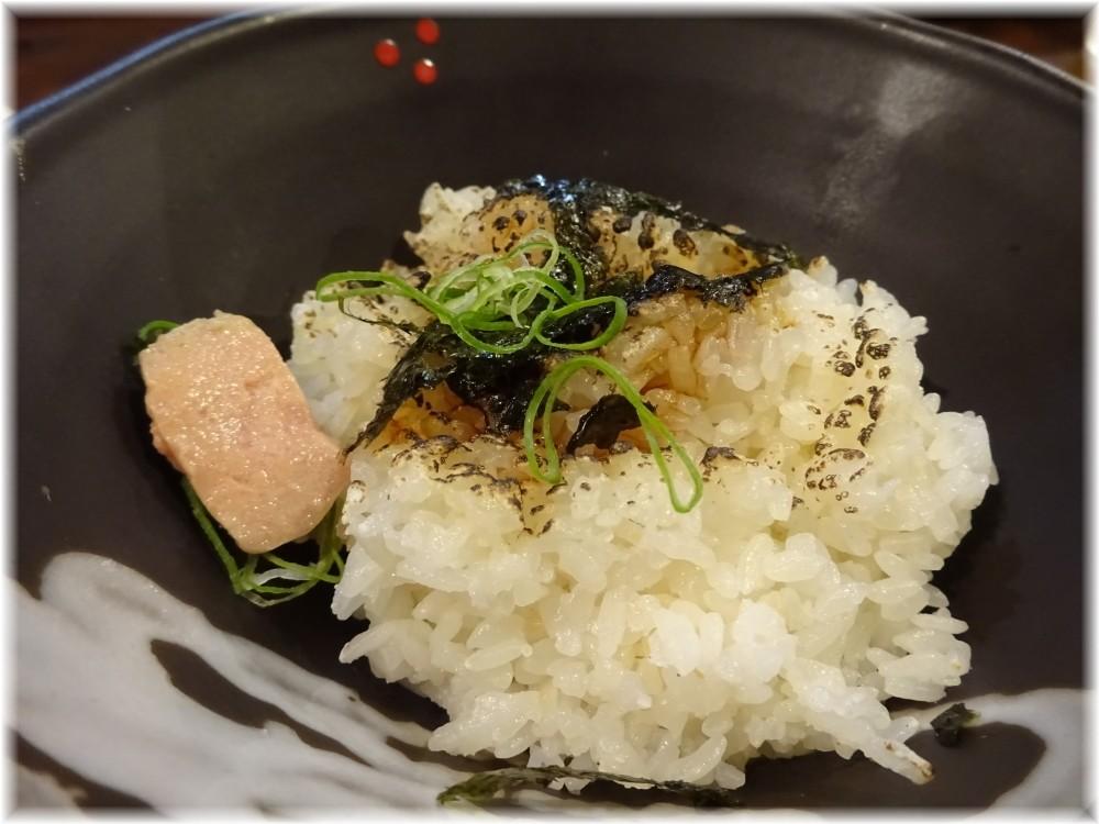 麺や庄の フォアグラ丼