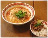 かづ屋 タンタンメンと醤肉飯