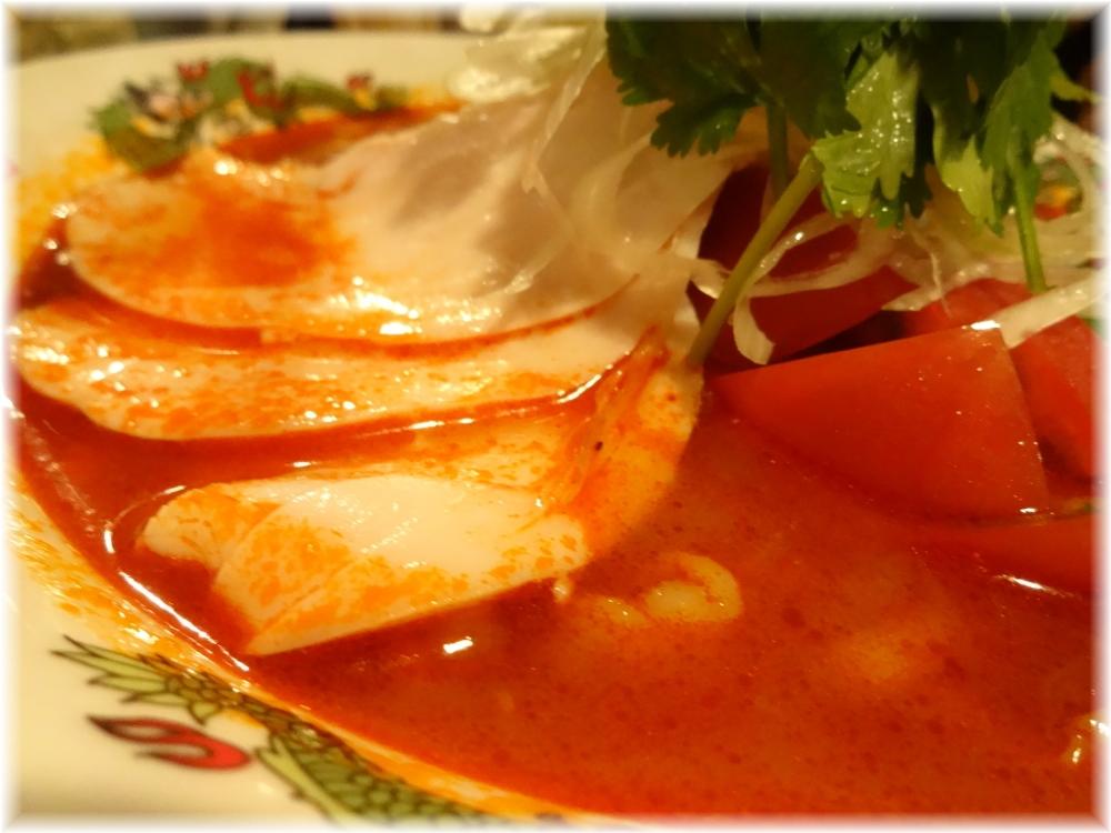 金町製麺3 冷しトムヤムそばの具