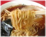 南京ラーメン総本家 星の家 並(普通盛り)の麺