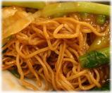 慶楽 什錦炒麺(ゴモクヤキソバ)の麺