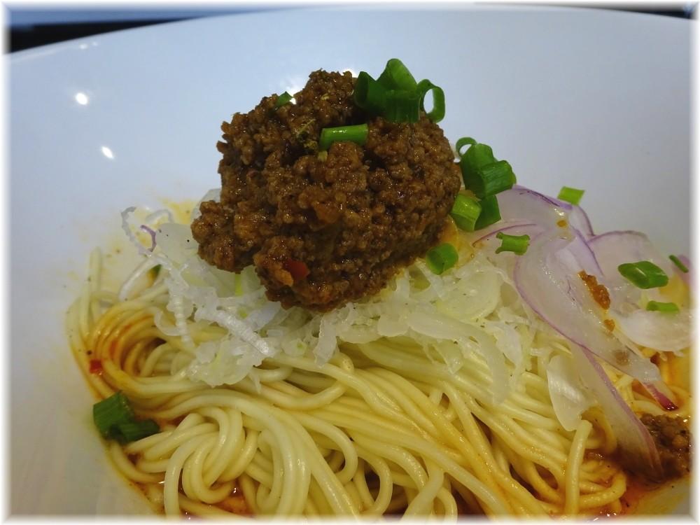たんぽぽ 汁なし担々麺(細麺)の具