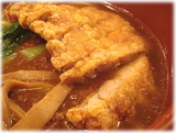 肉の万世 肉味噌排骨拉麺のパーコー