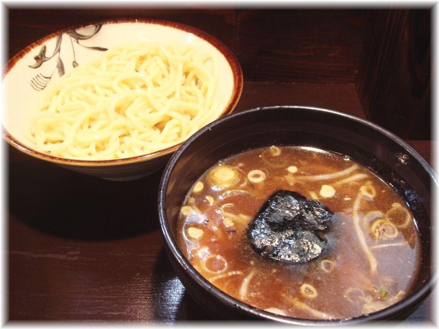 大勝彦 つけ麺(ハーフ)