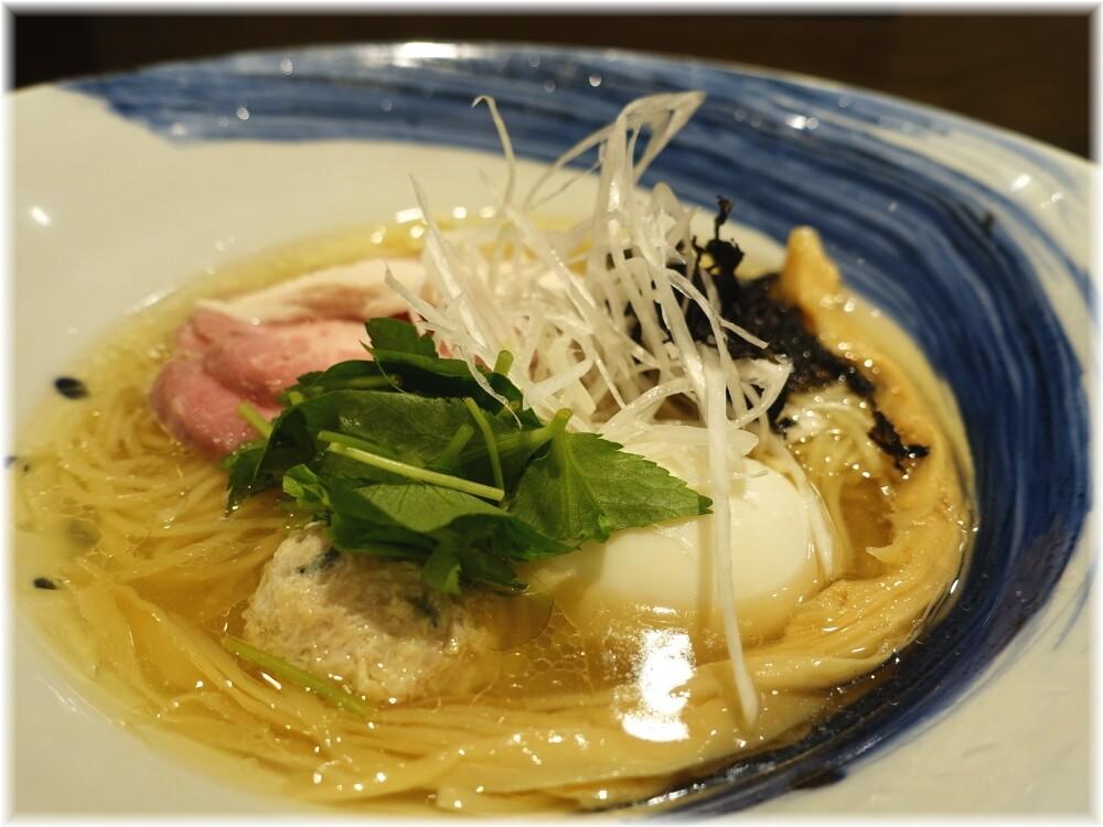 麺屋翔みなと 特製真鯛の塩らーめんの具
