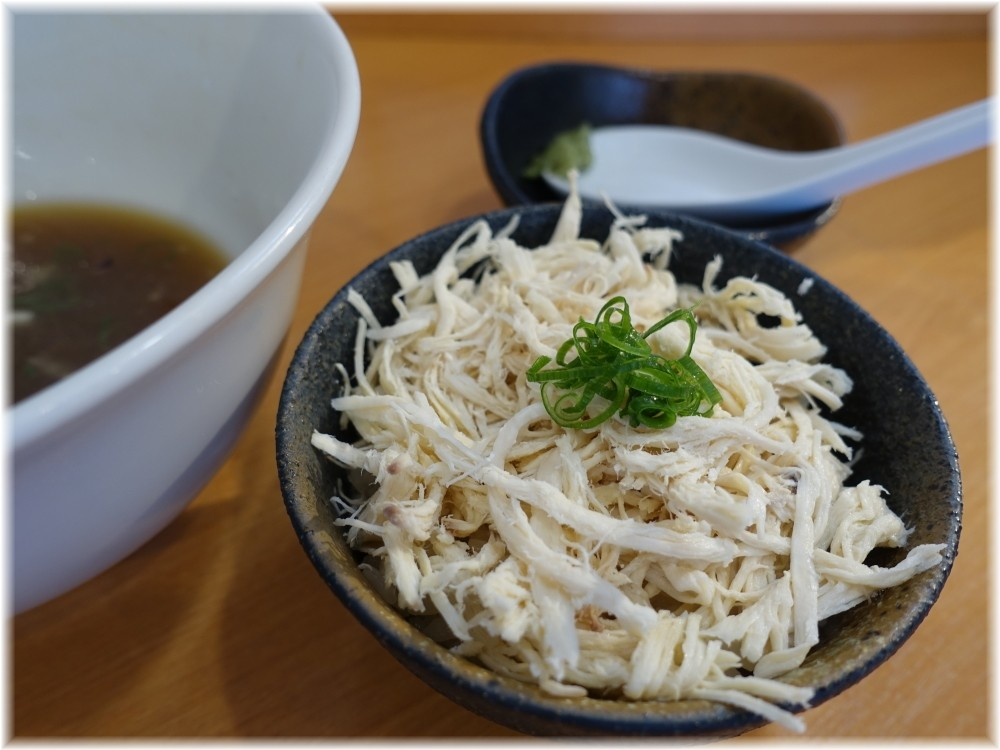 らぁ麺はやし田 鶏茶漬けセット