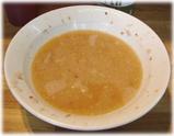 ラーメン髭 スープ割り
