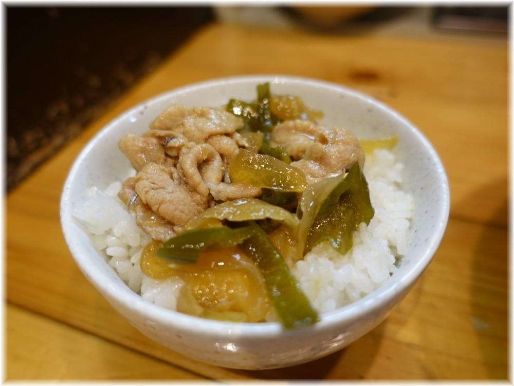 麺や そめいよしの 日替わりご飯