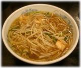 慶楽 蝦仁湯麺(エビノツユソバ)