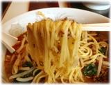 中国料理 興安楼 担々麺の麺