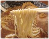 中華そば ばんや 味付け玉子そばの麺