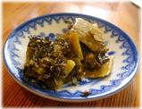 名島亭 辛子高菜