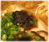 目黒屋(ぎょうてんらーめん)極鮮鰹麺の鰹餡