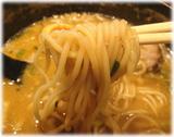 味噌らーめん南部 にぼ味噌玉らーめんの細麺