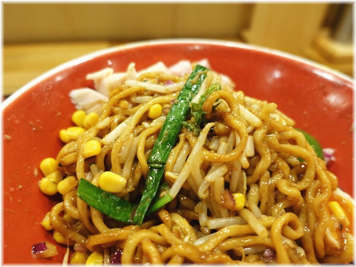 柿田川ひばり2 味噌和え麺の具4