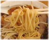一富士 チャーシュウメンの麺