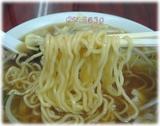 玉泉亭 サンマーメンの麺
