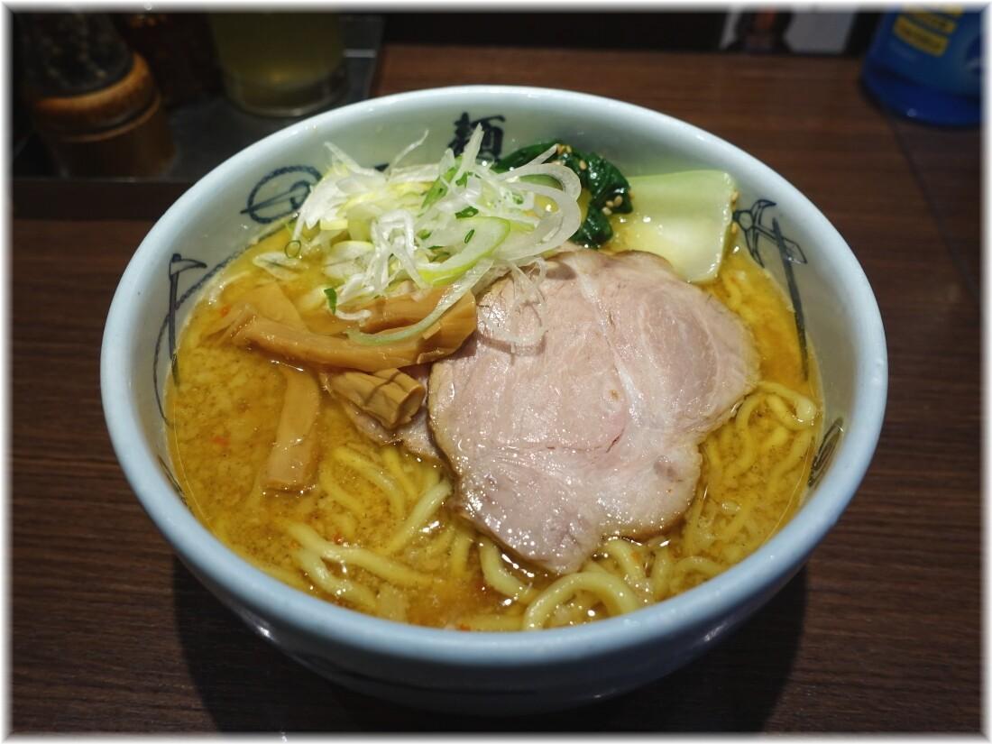 麺屋武蔵浜松町店 味噌ら〜麺